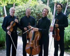 photo of Fine Arts Quartet