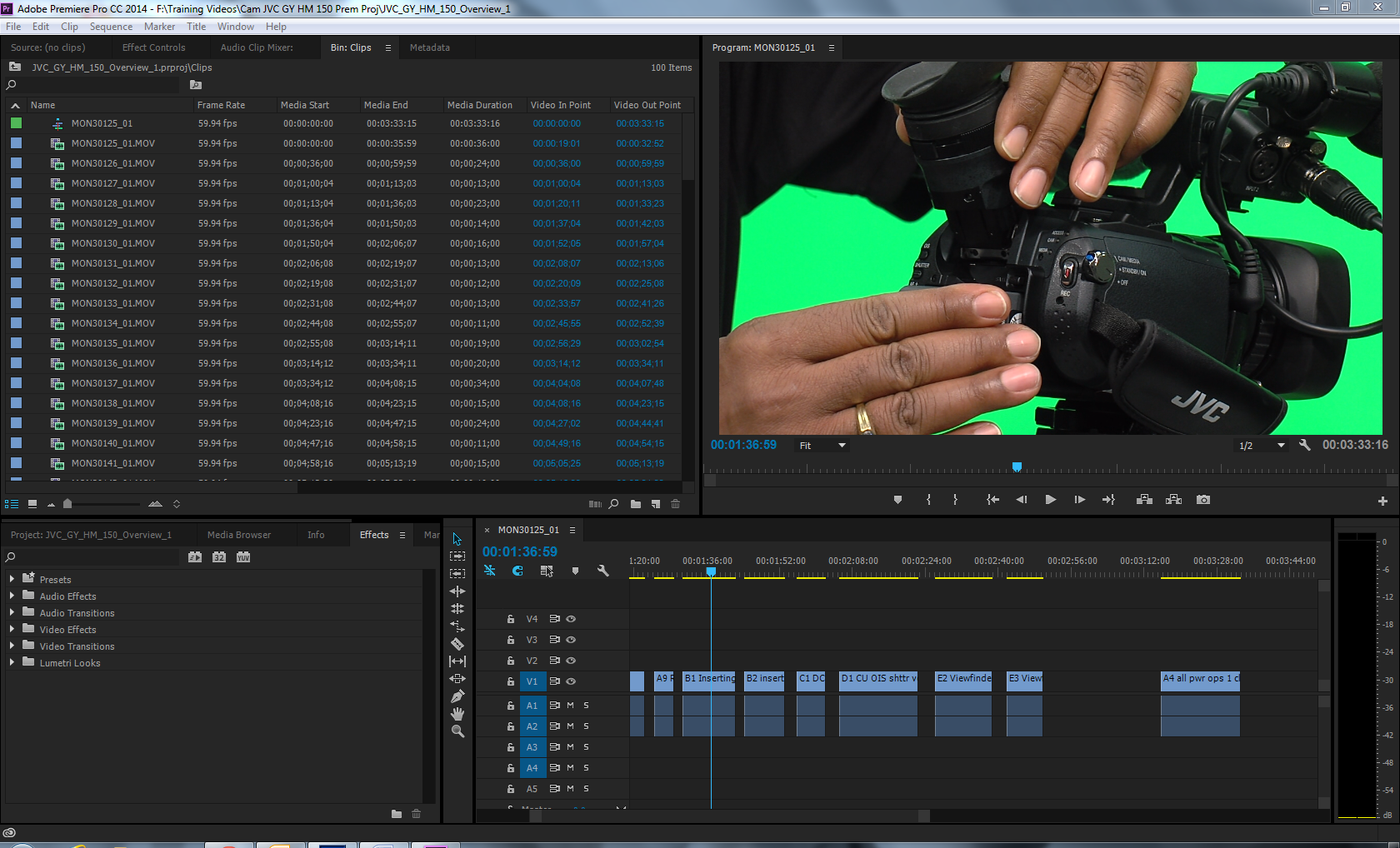 how to cut video adobe premiere 2017