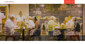 Downtown Silver Spring New Website
