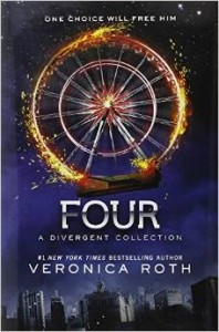 Four Divergent Book Cover