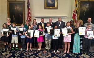 2015 MML Essay Contest Winners PHOTO | Maryland