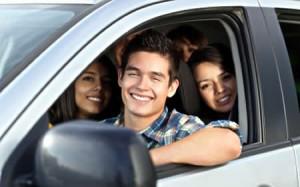 Teens Driving 450x280