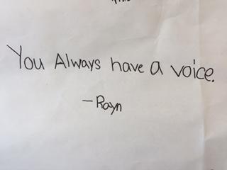 Words of Wisdom Rayn