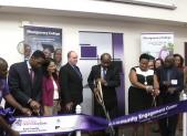 MC Community Engagment Center opening