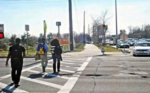 pedestians in crosswalk 450x280