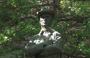 Confederate Soldier Rockville