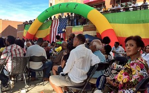 Residents Celebrate Ethiopia Heritage and Culture in Silver Spring for slider 450 x 280