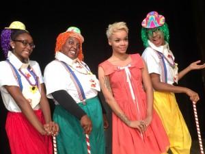 'The Wiz' cast PHOTO | The Finest Performance Foundation, Inc.