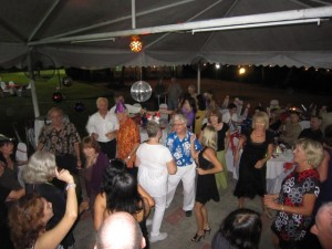 BBQ dance