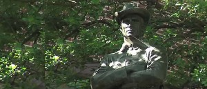 County leaders  are reviewing options for the relocation of the statue of a Confederate soldier for slider 855 x380