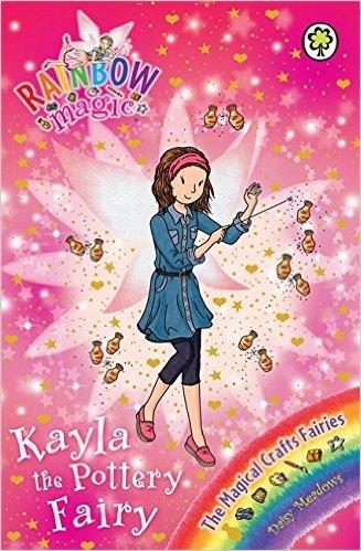 BC Kayla the pottery fairy