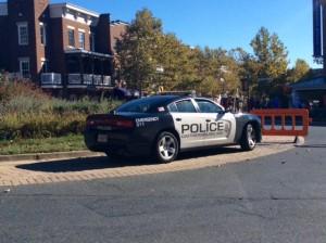 Gaithersburg Police Car