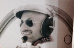 Harry the flying instructor, circa late 1950s or early '60s