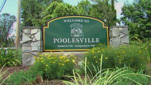 Poolesville Sign