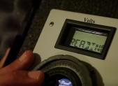 Radon voltmeter