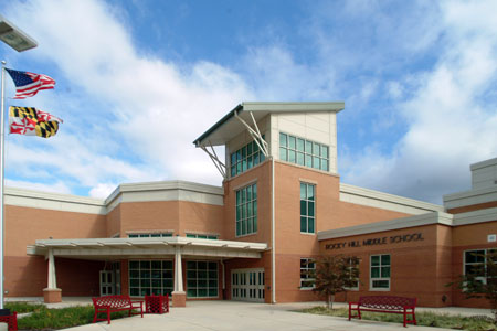 Rocky Hill Middle School PHOTO | MCPS