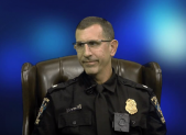 Assistant Police Chief Luther Reynolds