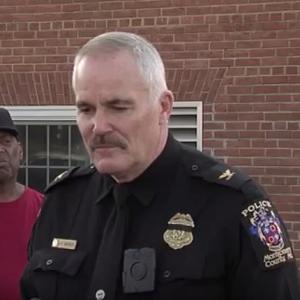 Chief Tom Manger after Officer Noah Leotta Tribute.fw