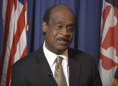 County Executive Ike Leggett