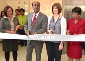 Dennis Avenue Health Center ribbon cutting
