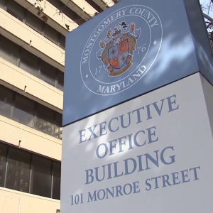EOB Executive Office Building Sign.fw