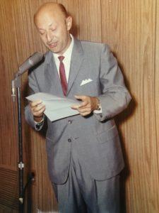 Author Harry M. Zubkoff