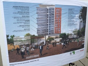 Wheaton Redevelopment Plan