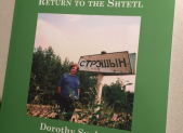 """Joe Sucher and his son Anatol completed the memoirs of Dorothy to publish """"Return to the Shtetl."""""""