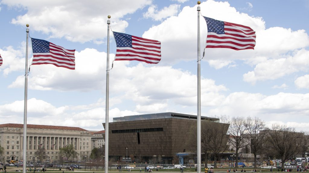 National Museum of African American History and Culture; (NMAAHC). PHOTO   Michael Barnes