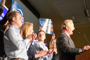 Democratic Celebration Event at George Meany Center in Silver Spring