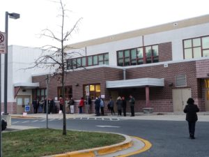 carderock elementary election day