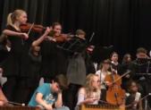 Stedwick Third Graders Make Opera Music with International Students YouTube
