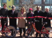 County Officials Celebrate Capital Bikeshare Network in Wheaton YouTube