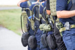 istock police training
