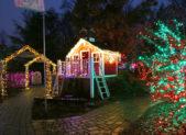 science brookside gardens lights