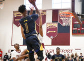 Perry Hall @ Paint Branch Boys BB 3-3-18