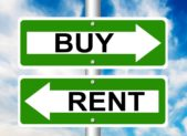 buy-and-rent-road-sign-picture-id481456376 square