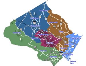 2018 primary election montgomery county council district 2