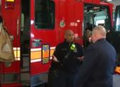 Hogan Touring Fire Station