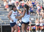 F NWHS at WHS girls lax playoff