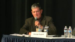 Photo of George English